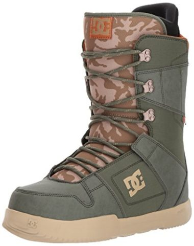 DC Men's Phase Lace-Up Snowboard Boots