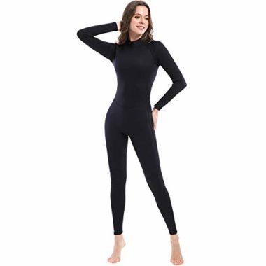 Dark Lightning Premium Women's Wetsuit