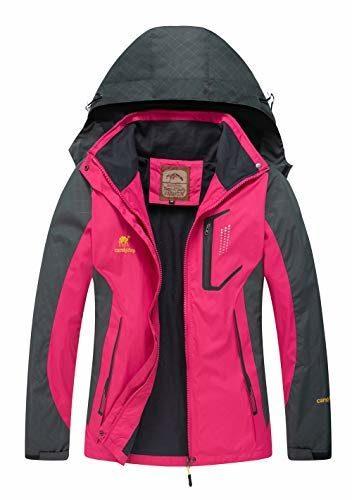 Diamond Candy Hooded Women's Ski Jacket