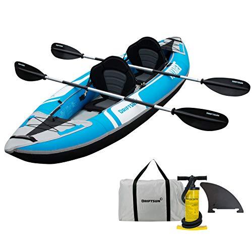 Driftsun Voyager 2-Person Inflatable Kayak