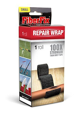FiberFix Wrap Permanent Waterproof Duct Tape