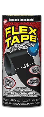 Flex Tape Rubberized Waterproof Duct Tape