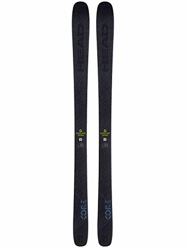 Head Kore 93 Men's All-Mountain Skis