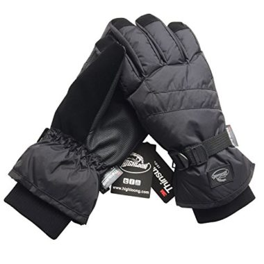 High Loong Waterproof Ski Gloves