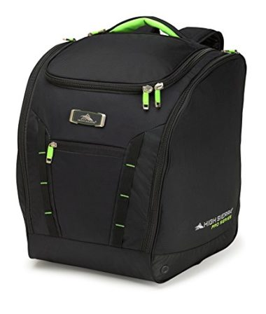 High Sierra Deluxe Trapezoid Ski Boot Bag