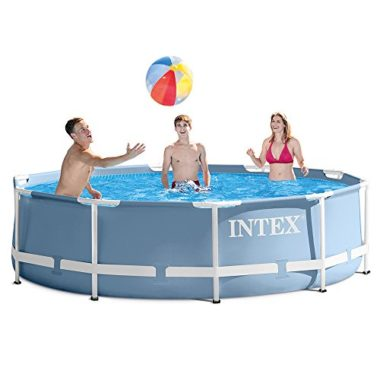 Intex 12ft x 30in Prism Frame Above Ground Pool