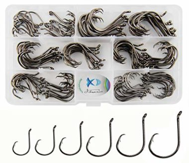 JSHANMEI Octopus Fishing Hooks