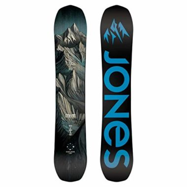 Jones Newyork Explorer All-Mountain Snowboard