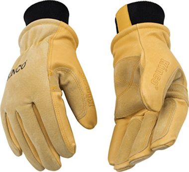 Kinco Leather Ski Gloves