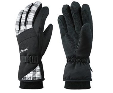 Kineed Thinsulate Ski Gloves