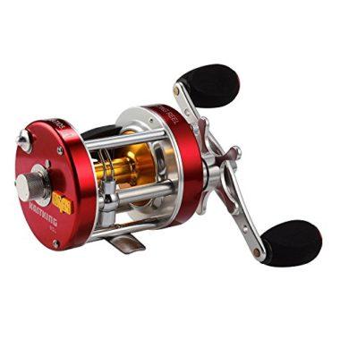 KastKing Rover Round Baitcasting Catfish Reel