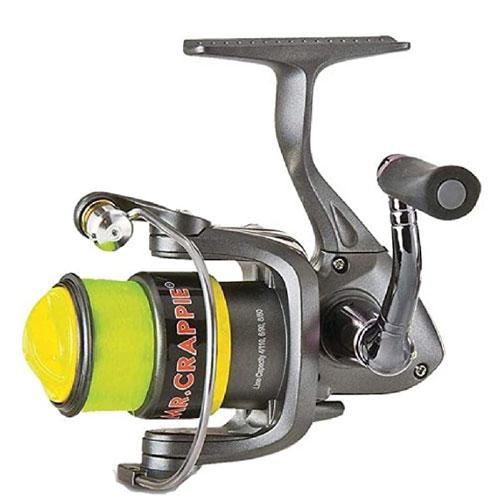 Lews Fishing MUS1, Slab Shaker Underspin Reel