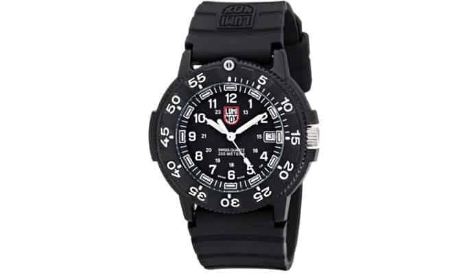 Luminox 3001 Navy Seal Dive Watch Review
