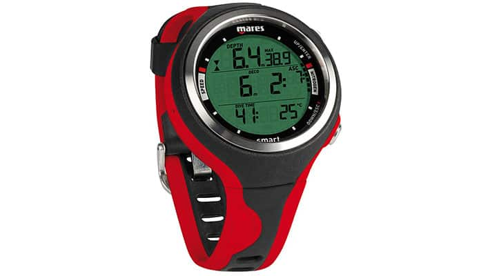 Mares Smart Wrist Dive Computer Review