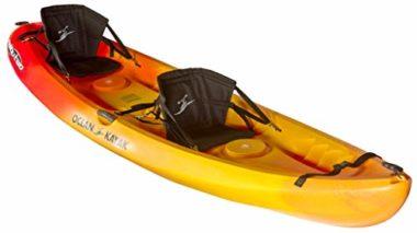 Ocean Kayak Malibu Tandem Recreational Fishing Kayak