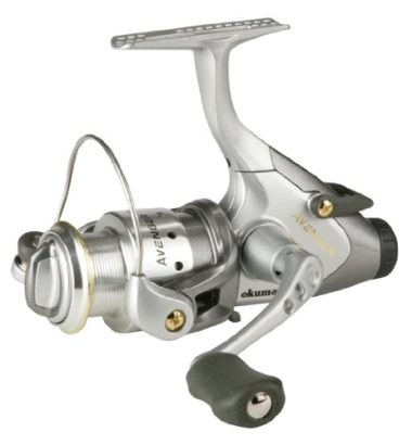 Okuma Avenger Bait Feeder Catfish Reel