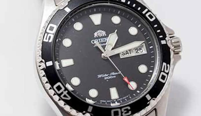 Orient Men's Ray II Dive Watch Review