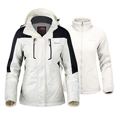 OutdoorMaster Women's 3-in-1 Ski Jacket
