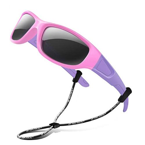 RIVBOS Polarized Kids Sunglasses
