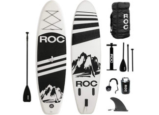 Roc_10′_6″_Inflatable_Paddle_Board_Review