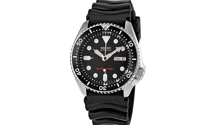 Seiko SKX007K Dive Watch Review