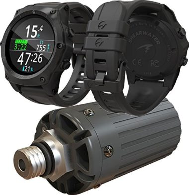 Shearwater Research Teric Wrist Air Integrated Dive Computer