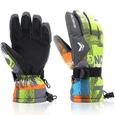RunRin Snowboard Gloves