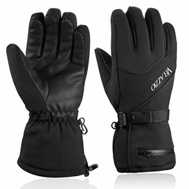 Velazzio Insulated Ski Gloves