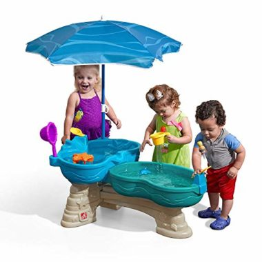 Step2 Spill and Splash Seaway Kids Water Table