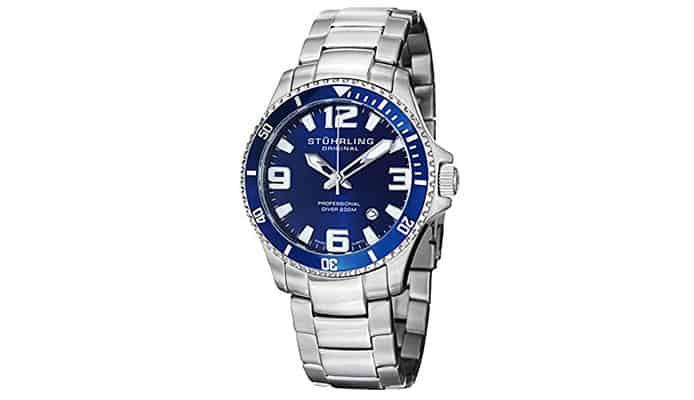 Stuhrling Aquadiver Dive Watch Review