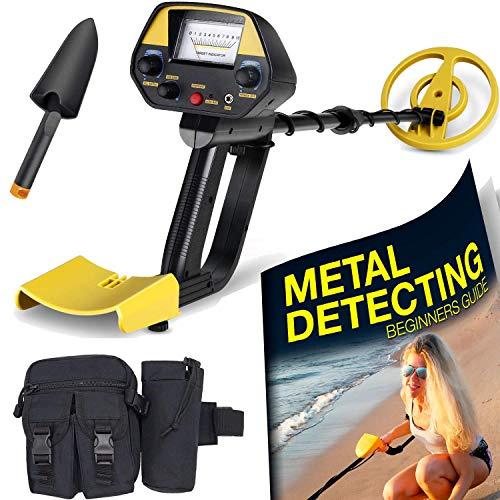 Ultimate Beach Metal Detector
