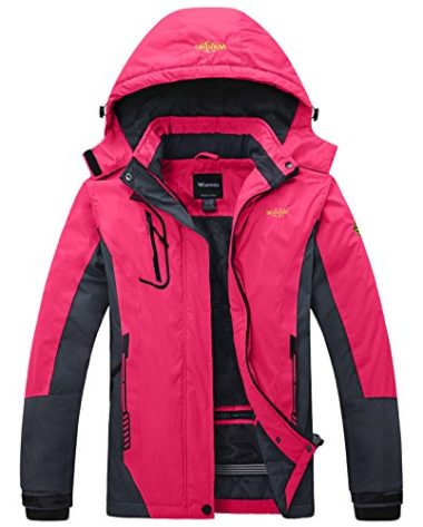 Wantdo Mountain Women's Ski Jacket