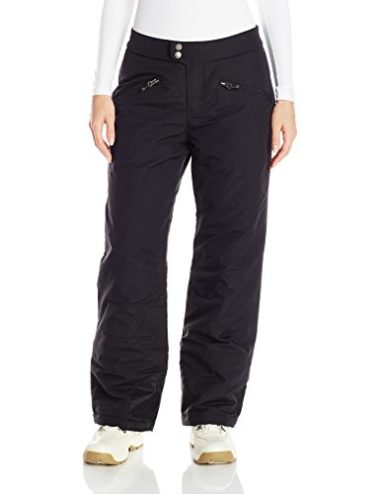 White Sierra Toboggan Women's Snow Pants