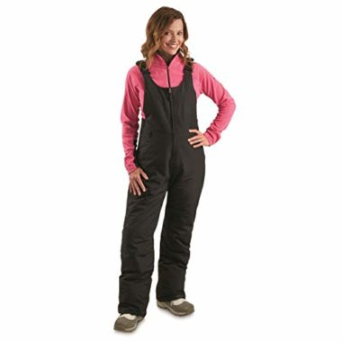 White Sierra Insulated Bib Women's Snow Pants