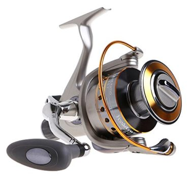 Yoshikawa Baitfeeder Spinning Catfish Reel