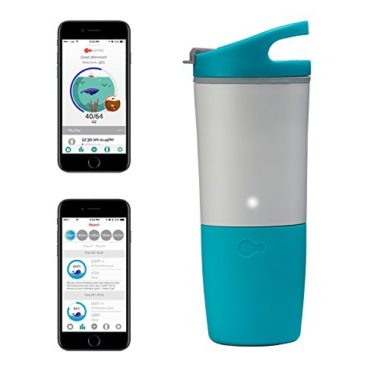 Ozmo Watertight Smart Cup Smart Water Bottle