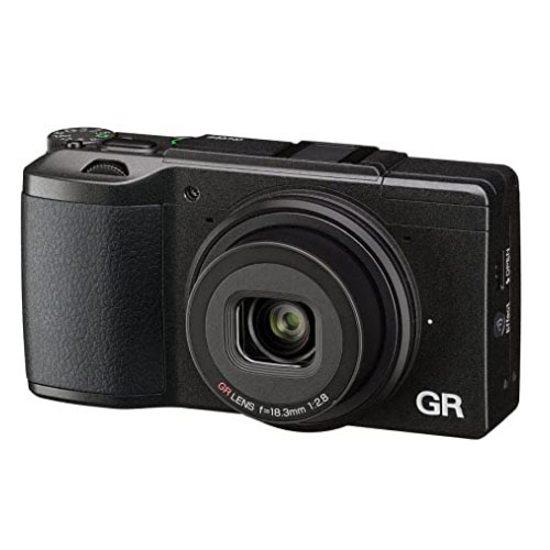 Ricoh GRII Camera For Skiing