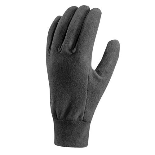 Black Diamond Fleece Winter Gloves