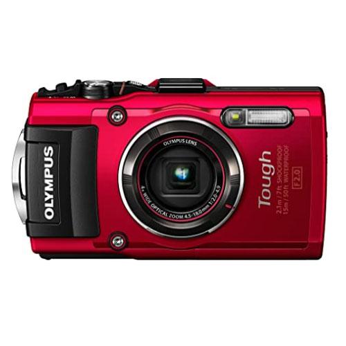Olympus TG-4 Camera For Skiing