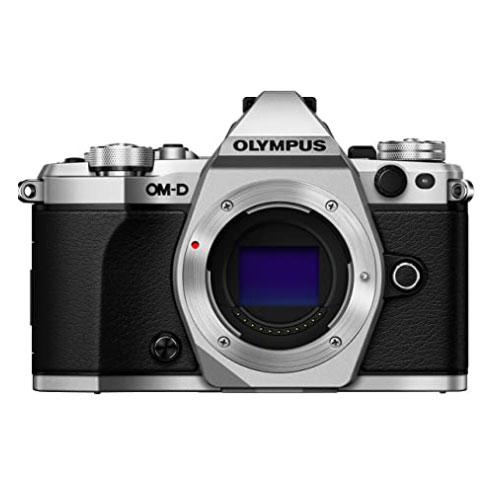 Olympus M5 Mark II Camera For Skiing