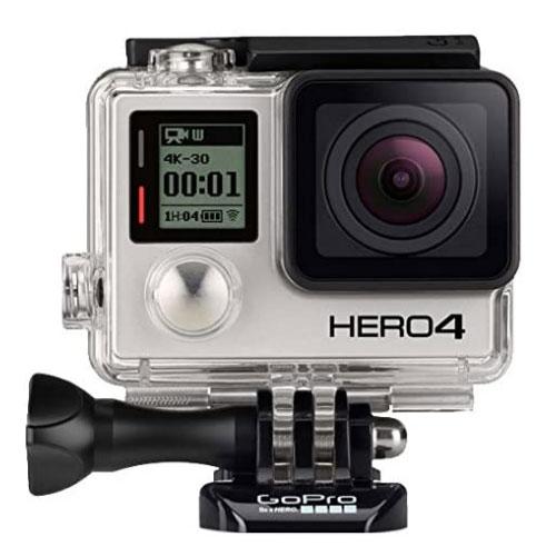 GoPro Hero4 Black Camera For Skiing