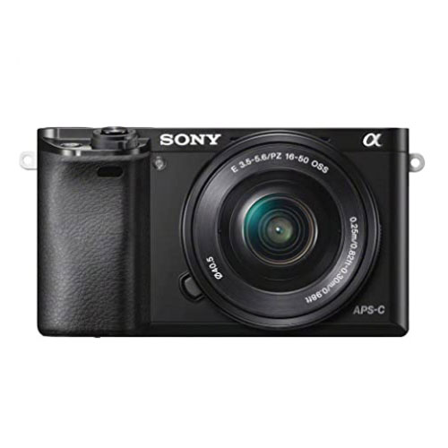 Sony a6000 Camera For Skiing
