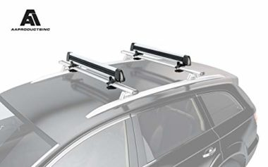 AA Products Aluminum Universal Ski Rack