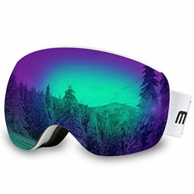 Akaso OTG Magnetic Lenses Snowboard Goggles