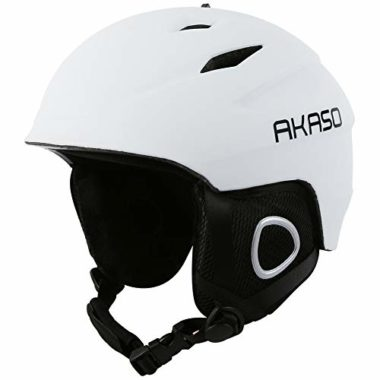 AKASO Climate Control Safety-Certified Ski Helmet