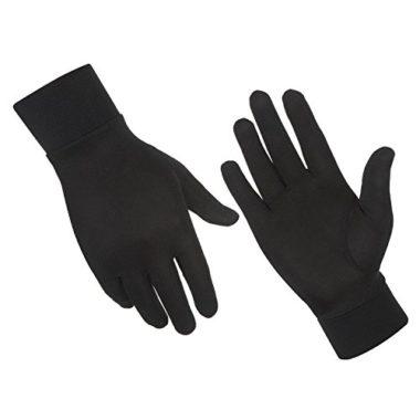 Alaska Bear Natural Silk Ski Glove Liners