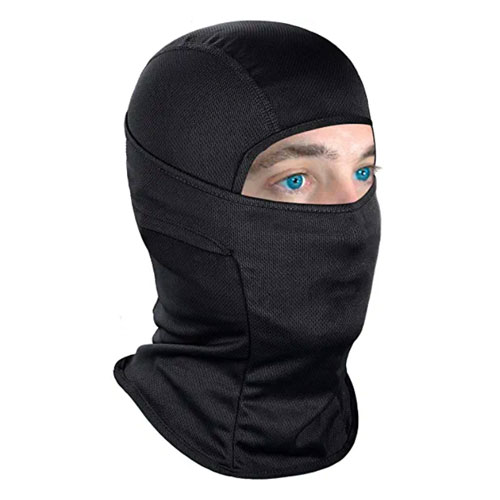 Achiou UV Protection Ski Balaclava