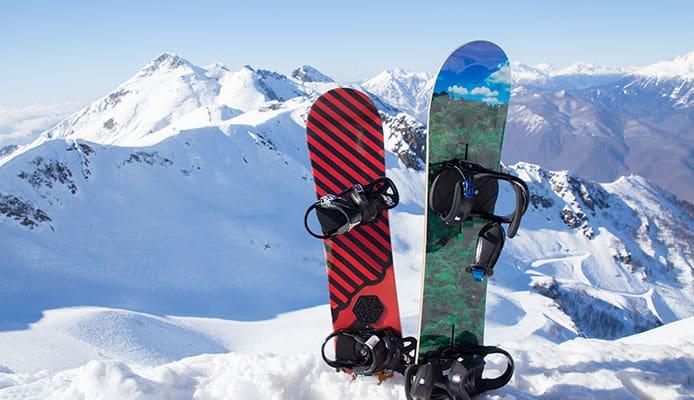 Alpine_Snowboard