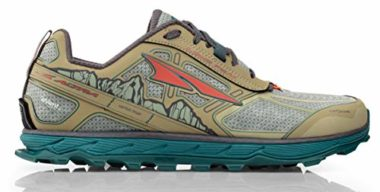 Altra Men's Lone Peak 4 Waterproof Trail Shoes For Running During Winter