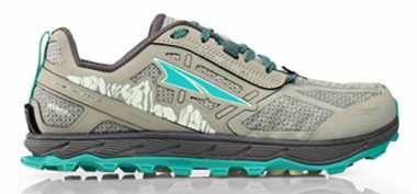 Altra Women's Lone Peak 4 Waterproof Shoes For Running During Winter
